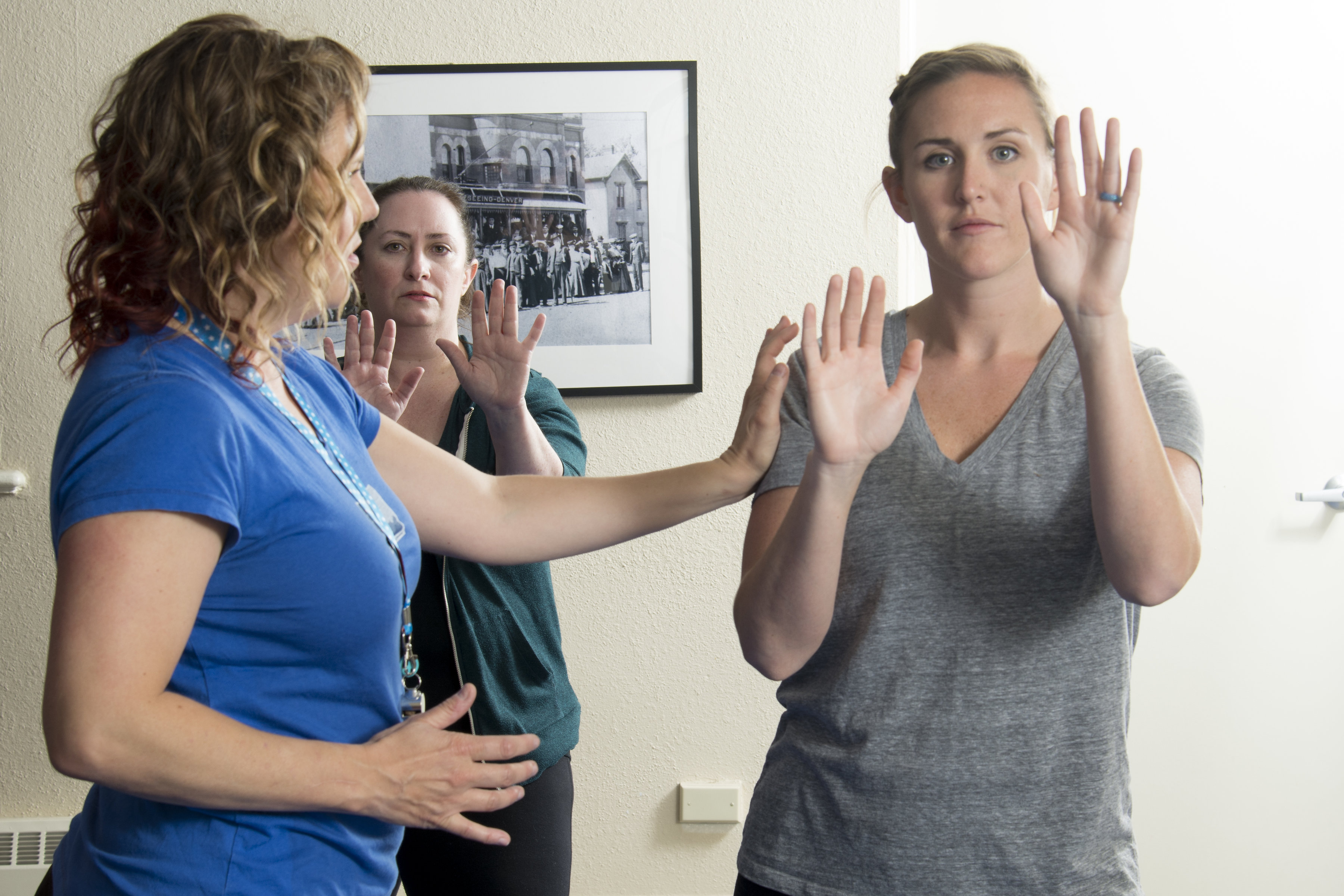 August Introduction to Empowerment Self Defense